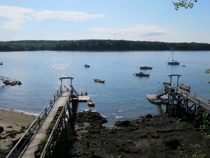 Porch South Bristol, Maine