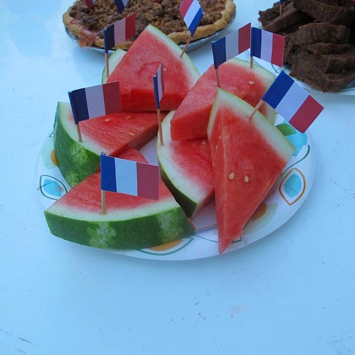 Watermelon Maine Bastille