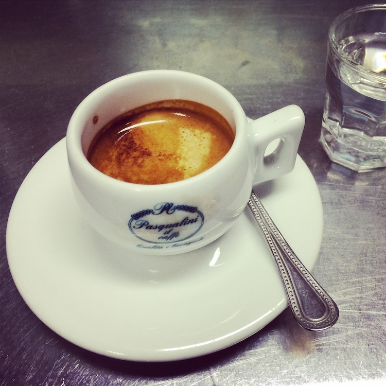 Coffee. Italy.