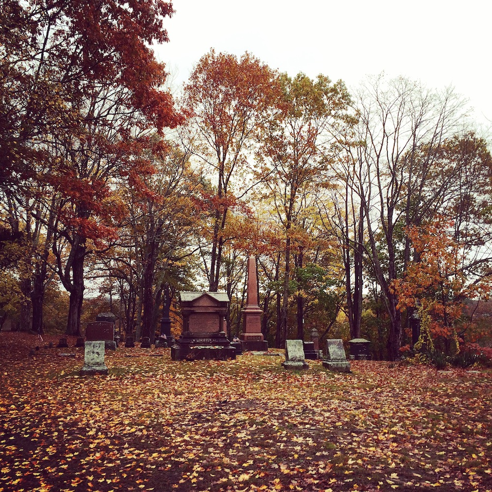 Cemetery Maine