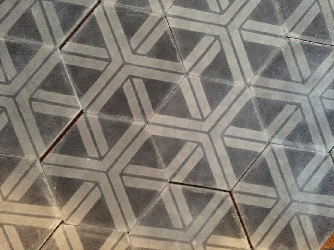 Popham Design Grey tiles