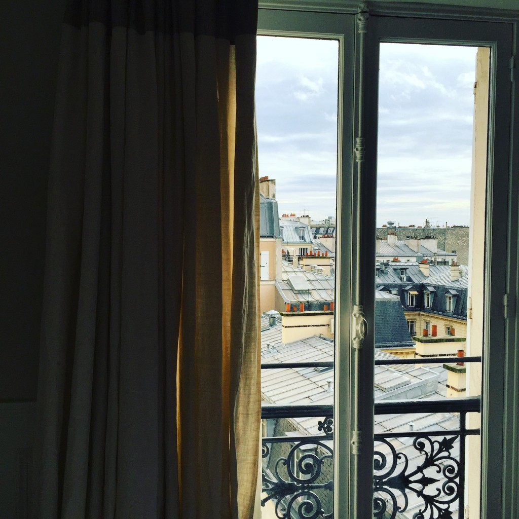 Morning views Montmartre big