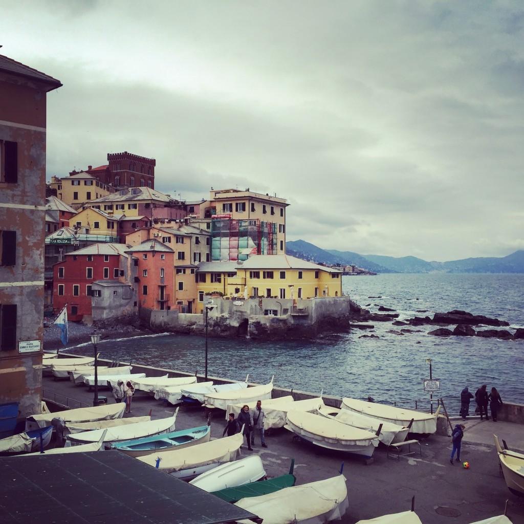 Bogliasco. Liguria.