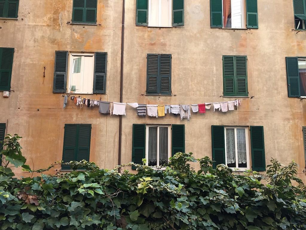 Laundry Genova. Italia.