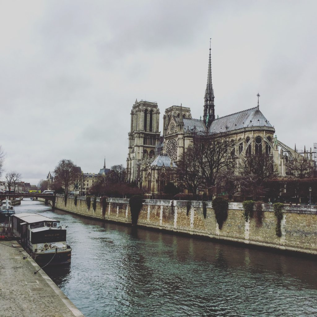 Gray Notre Dame