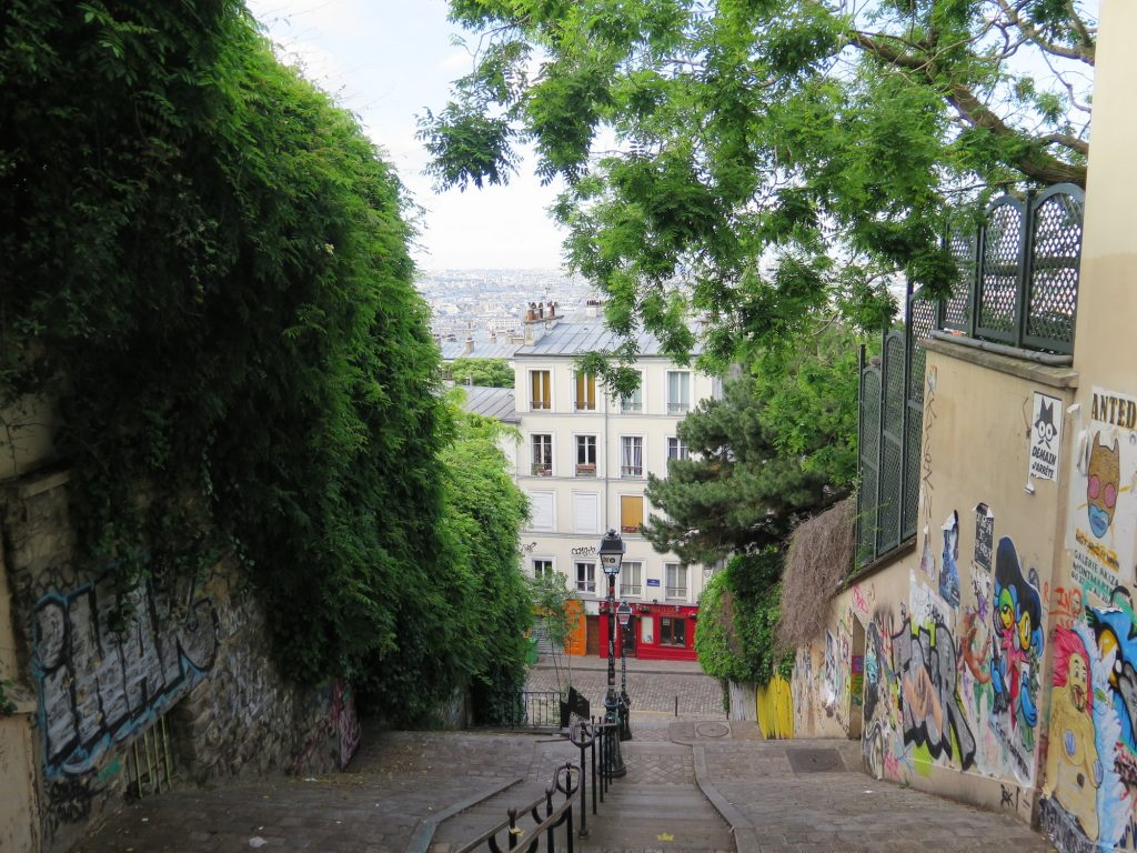 Stairs Montmartre IMG_8722