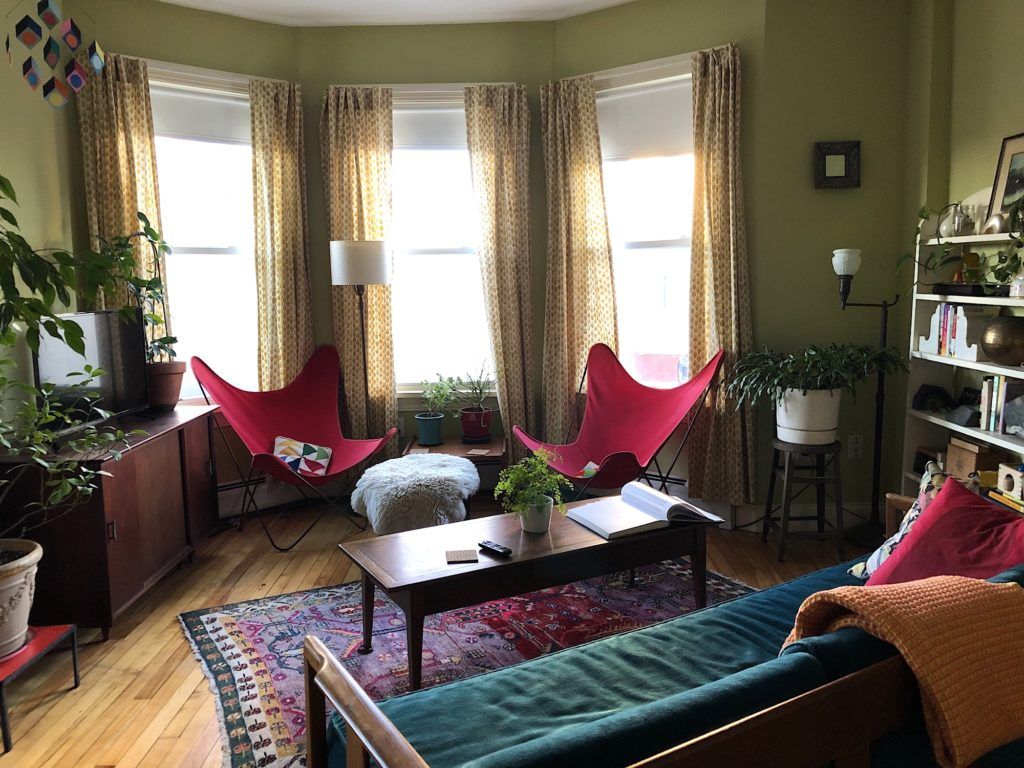 Portland Maine apartment rental